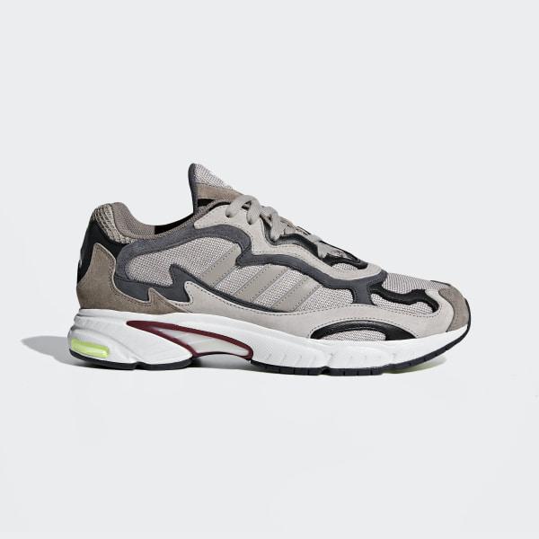 b22e34585a5f Temper Run Shoes Beige   Grey Six   Core Black G27920
