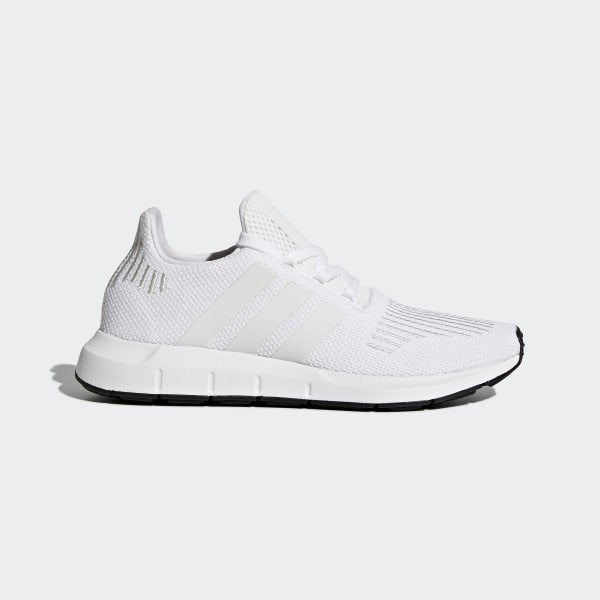 adidas Swift Run Shoes - White  68519e4c5