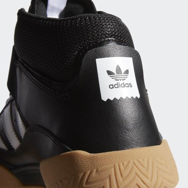 d1e0c960b138 VRX Cup Mid Shoes Core Black   Ftwr White   Gum4 DB3172