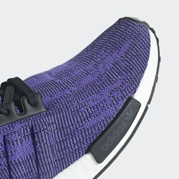 51af0fc37cbf2 NMD R1 Primeknit Shoes Energy Ink   Energy Ink   Cloud White B37627