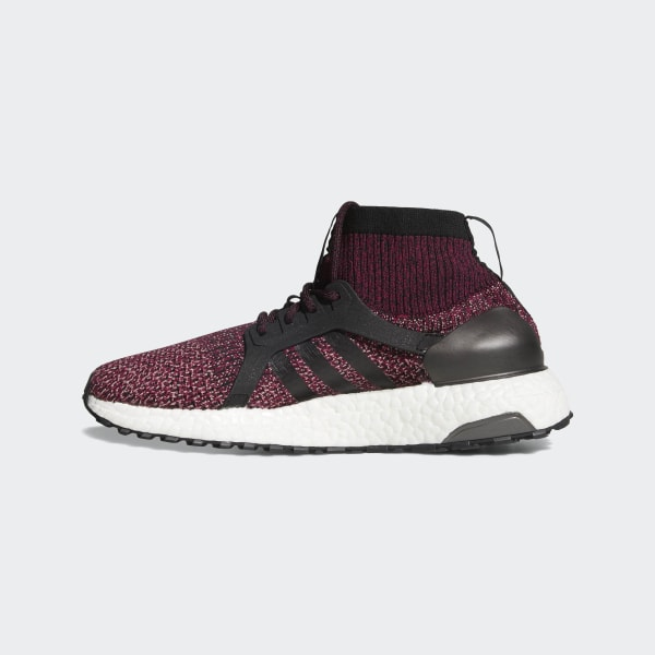ff71b22e7 UltraBOOST X ATR Shoes Mystery Ruby   Core Black   Trace Pink BY1678