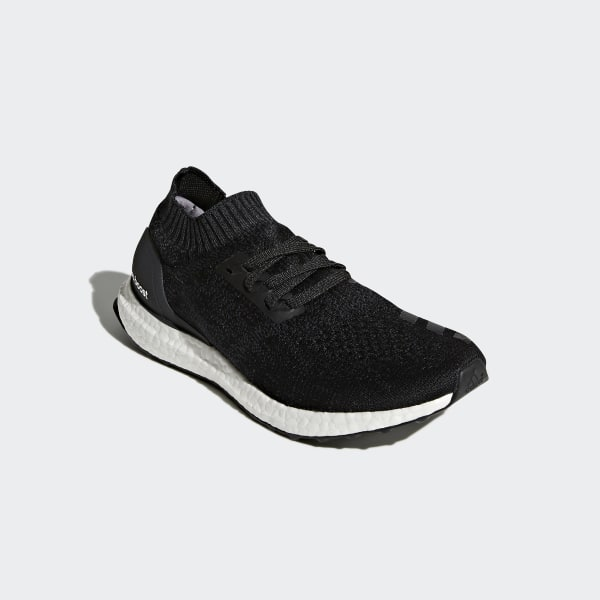 f6e2211af5fa2 Ultraboost Uncaged Shoes Carbon   Core Black   Grey Three DA9164