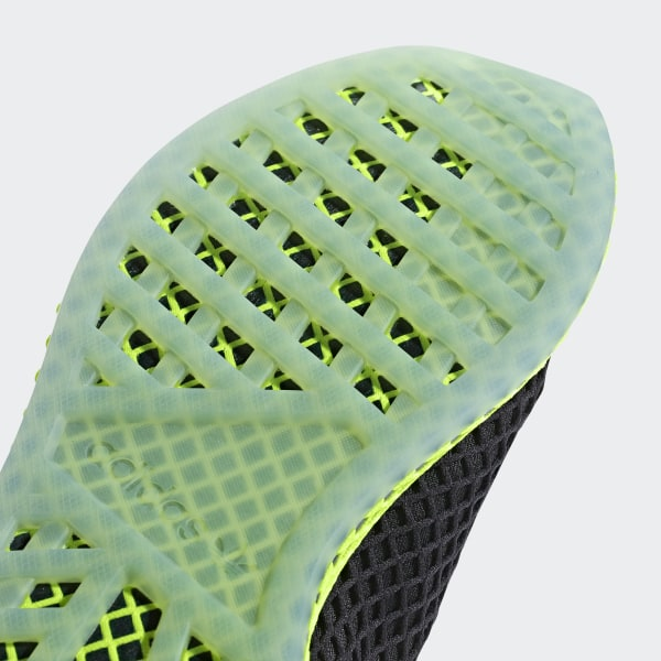 sports shoes fb9e4 0f491 Deerupt Runner Shoes Core Black  Core Black  Ash Blue B41755