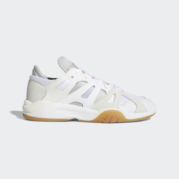 separation shoes 38e6f 5714f Chaussure Dimension Low Top Ftwr White  Chalk White  Grey Two F34420