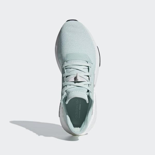 pretty nice 335bb f72aa POD-S3.1 Shoes Green  Green  Grey B37368