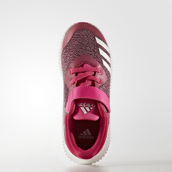 FortaRun Shoes Bold Pink   Cloud White   Shock Pink BA9496 5eeb32b461