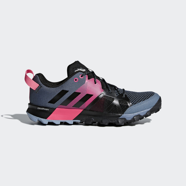 quality design 5121c 8fd3f Zapatillas de Trail Kanadia 8.1 RAW STEEL S18OFF WHITEREAL PINK S18 CP9314