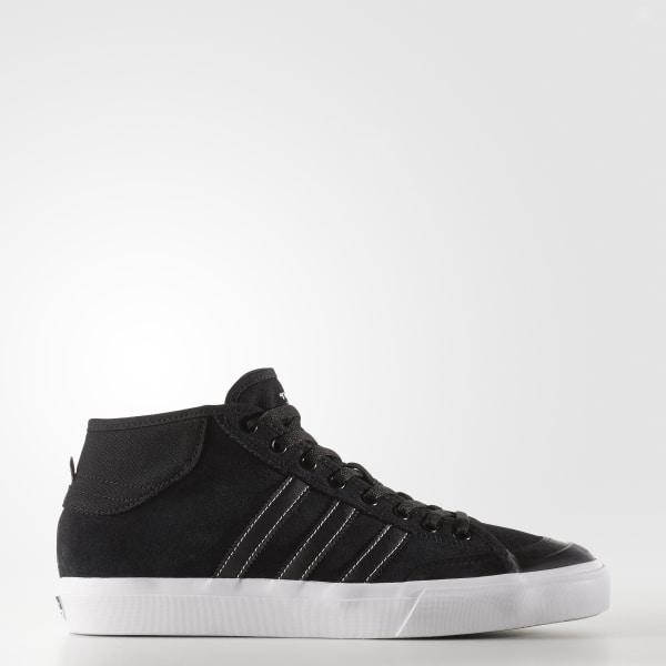 best sneakers 10374 cb7e7 Matchcourt Mid Shoes Core Black   Core Black   Cloud White BY3991