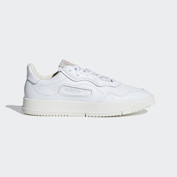 Super Court Shoes Ftwr White   Crystal White   Chalk White BD7583 39ab96b98021