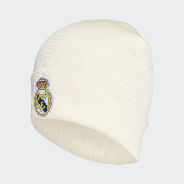 Gorro Real Madrid Core White   Black CY5598 c4e12b6e6c8