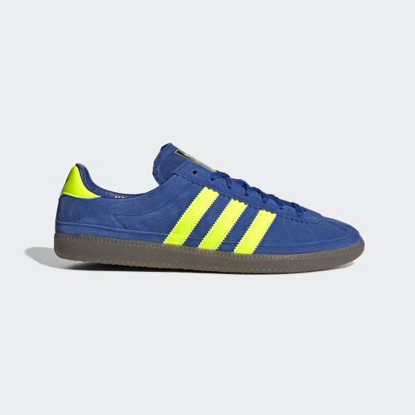 Whalley SPZL Shoes Active Blue   Semi Solar Green   Easy Yellow F35717 a5dafb5d9