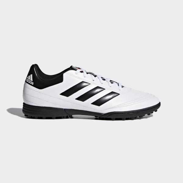 43375ea56101e Zapatos de Fútbol para césped artificial Goletto 6 FTWR WHITE SOLAR  RED CORE BLACK