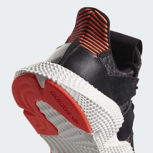 fe6118f61531 Prophere Shoes Core Black   Core Black   Solar Red CQ3022