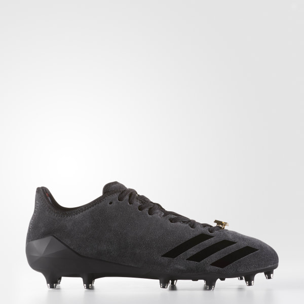 online store dfe83 2c358 adizero 5-Star 6.0 Sundays Best Cleats Carbon  Core Black  Gold Metallic  BW0377