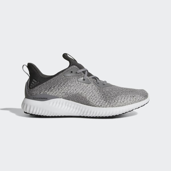 3d8cc103d Alphabounce EM Shoes Grey Three   Grey Two   Solid Grey DB1091