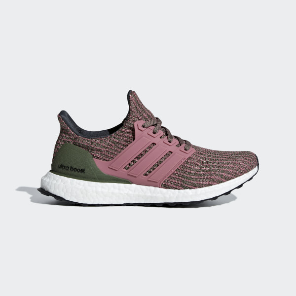 9152c9d800dfb Ultraboost Shoes Trace Maroon   Trace Maroon   Base Green BB6495