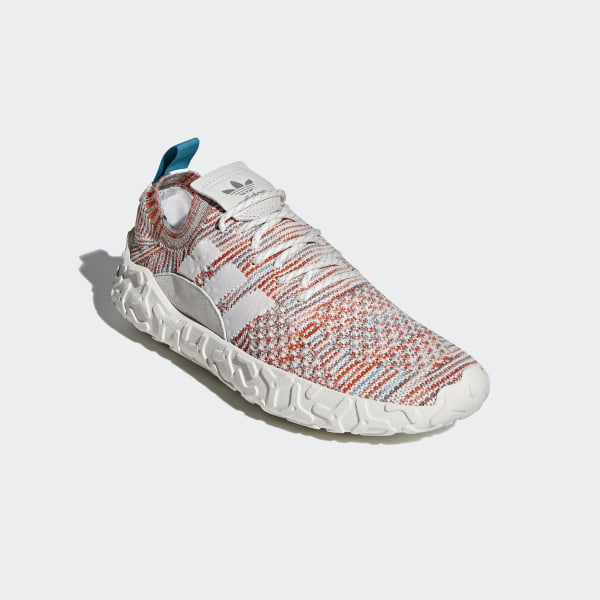 info for a0879 ca927 F22 Primeknit Shoes Trace OrangeCrystal WhiteFtwr White AH2172