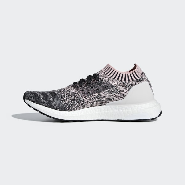 2542e49ae Ultraboost Uncaged Shoes True Pink   Clear Orange   Carbon B75861