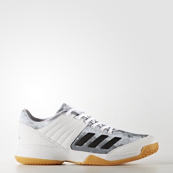9459711fdb8 Ligra 5 Shoes Cloud White   Silver Metallic   Silver Metallic BY2578