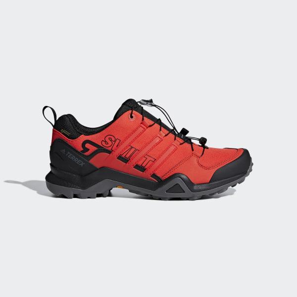 separation shoes 15176 4fc46 Terrex Swift R2 GTX Skor Core Black  Hi-Res Red  Grey Five AC7967