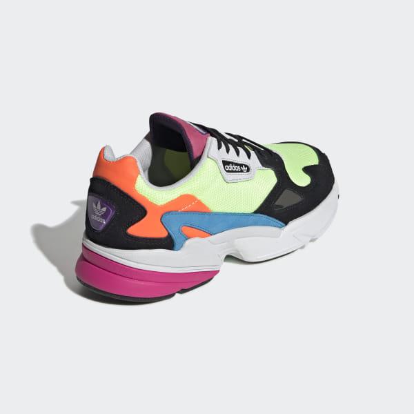 Falcon Shoes Hi-Res Yellow / Hi-Res Yellow / Core Black CG6210