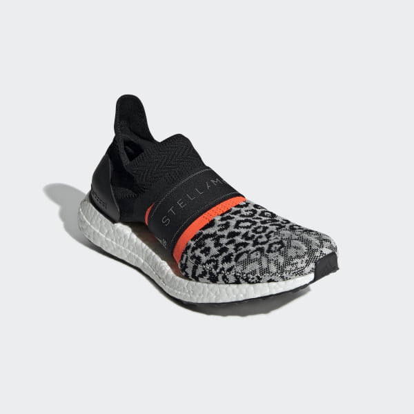 quality design 7fd50 75a56 Ultraboost X 3D Shoes Core Black   Core White   Solar Red BC0314