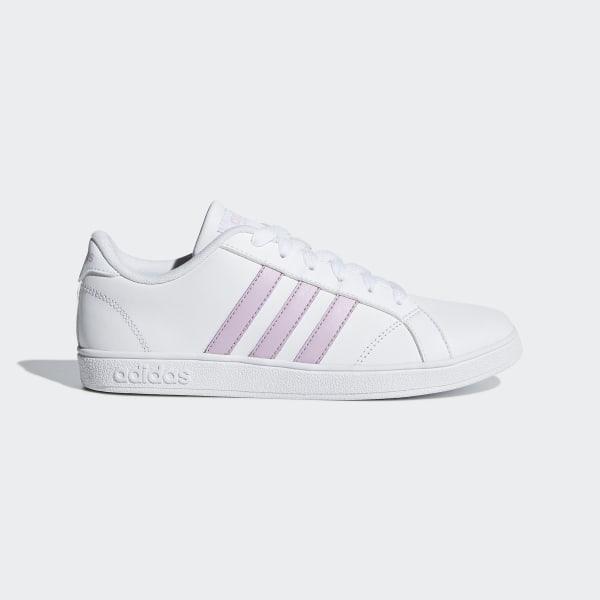 c9c3d45e5572c1 Baseline Shoes Cloud White   Clear Lilac   Cloud White DB3560