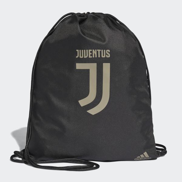 adidas Juventus Gym Bag - Black  5b0089dca4ce1