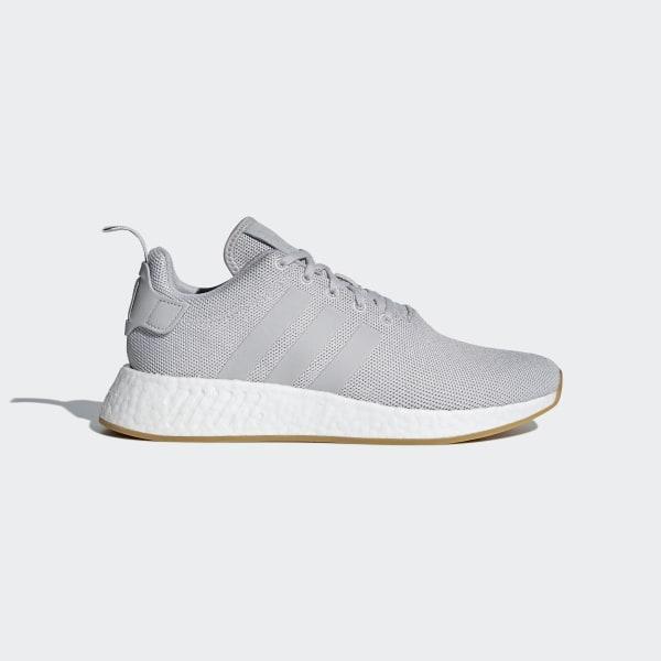 1016af7f8827 NMD R2 Shoes Grey One   Grey Two   Solar Slime CQ2403
