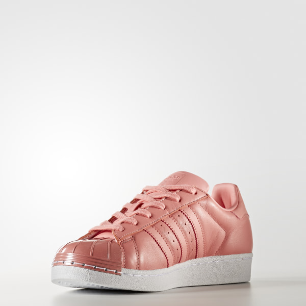 release date: 11787 2f606 Superstar 80s Shoes Tactile Rose Tactile Rose Footwear White BY9750