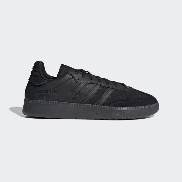 cd94eb0f4369a Samba RM Shoes Core Black   Core Black   Cloud White BD7672