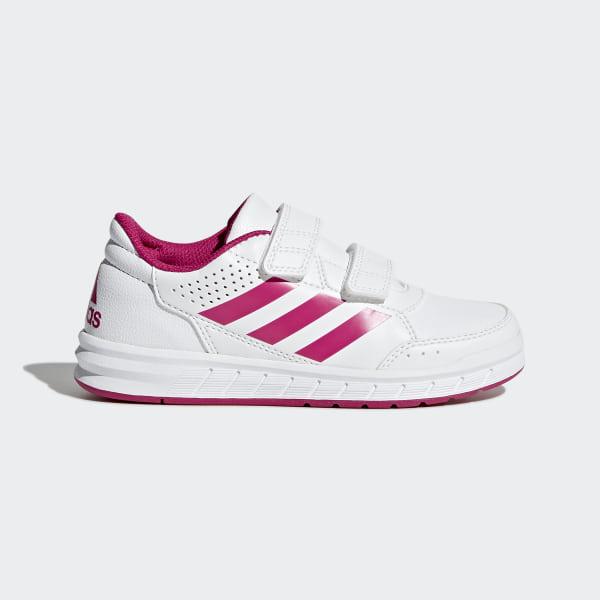 9a7c897b8bdea7 AltaSport Schuh Footwear White   Bold Pink   Cloud White BA9450
