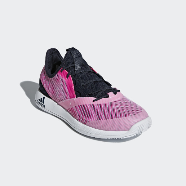size 40 1b91e 80a53 adizero Defiant Bounce Shoes Legend Ink  Shock Pink  Cloud White AH2111