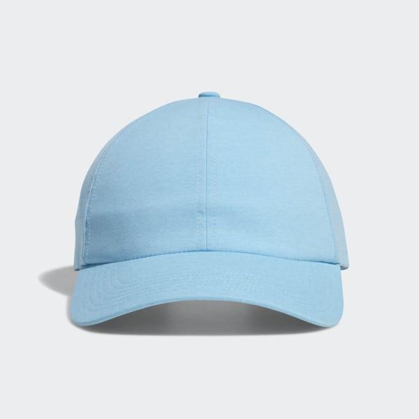 8f611d756ed adidas Crestable Heathered Hat - Blue