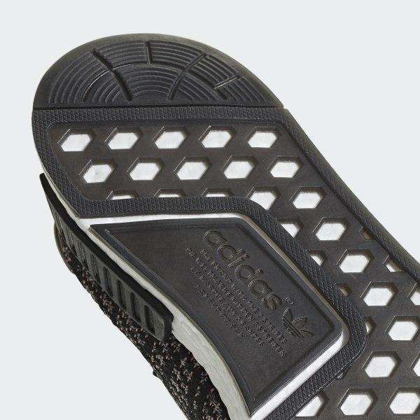 6f89208653bfc NMD R1 STLT Primeknit Shoes Black   Grey Two   Grey Five B37636