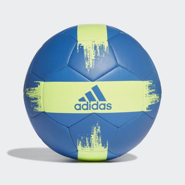 e5590f3a5c947 Balón de Fútbol EPP 2 true blue   hi-res yellow DN8715