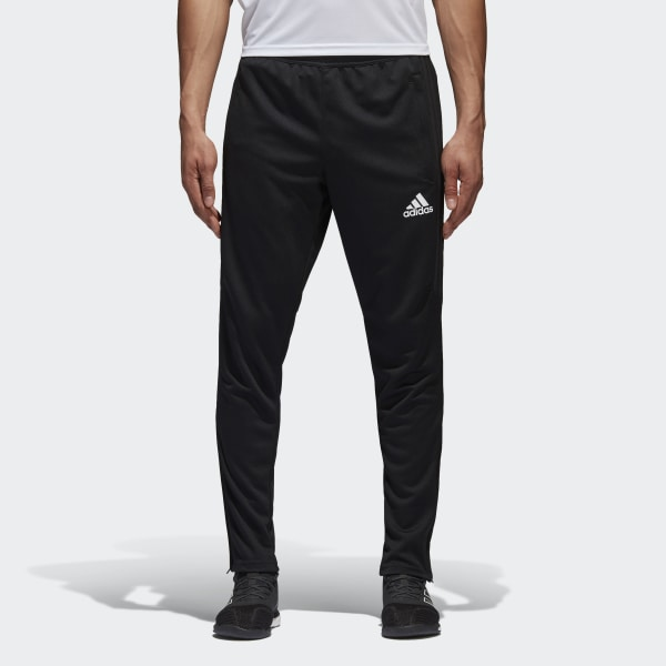 fccd4e958542d Pants de Entrenamiento Tiro17 BLACK WHITE BK0348
