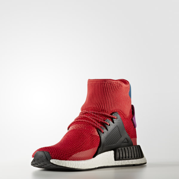 ff01635c3fa49 NMD XR1 Winter Shoes Scarlet   Core Black   Shock Purple BZ0632