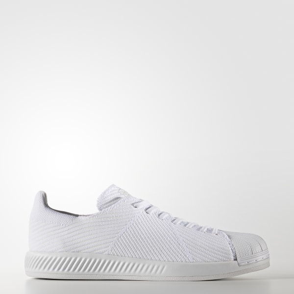 new styles 55eb3 4fe61 Superstar Primeknit Shoes Cloud White   Cloud White   Cloud White S82240