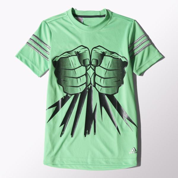 Camiseta Hulk The Avengers Niños FLASH GREEN S15 S22038 2e6b493cc2e