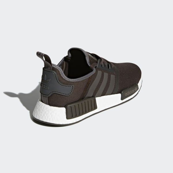 8ca1307e909f NMD R1 Shoes Brown Trace Grey Metalic Trace Grey Metalic Ftwr White CQ2412