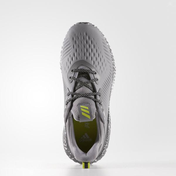 d0acc890126f8 Alphabounce EM CTD Shoes Grey   Grey   Semi Solar Yellow AC8050