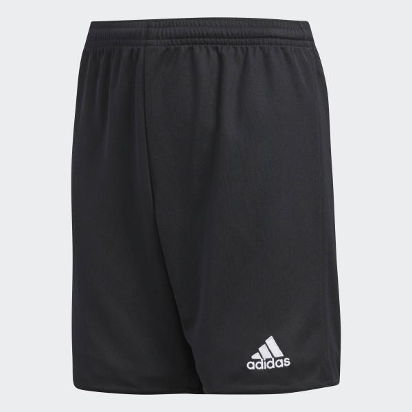 Shorts Parma 16 Infantil BLACK WHITE AJ5892 5a076ab56c329