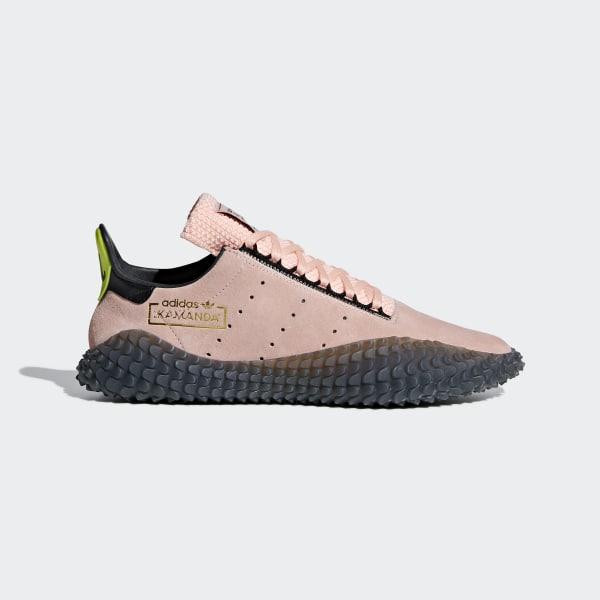 3d8730929dec Dragonball Z Kamanda 01 Shoes Haze Coral   Energy Ink   Shock Yellow D97055