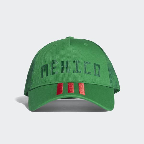Mexico Hat Green   Scarlet CF5189 cd2fe8e6a772