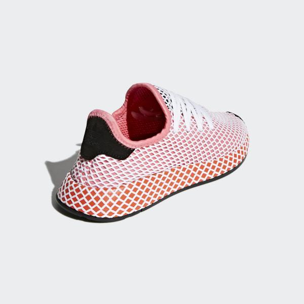 97fc4bbc19ef9 Deerupt Runner Shoes Chalk Pink   Chalk Pink   Bold Orange CQ2910