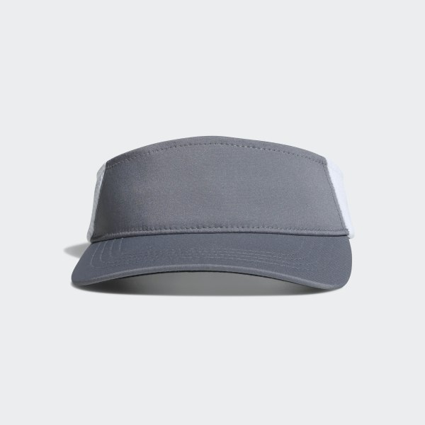 adidas Low-Crown Visor - Grey  e3ccd7824b74