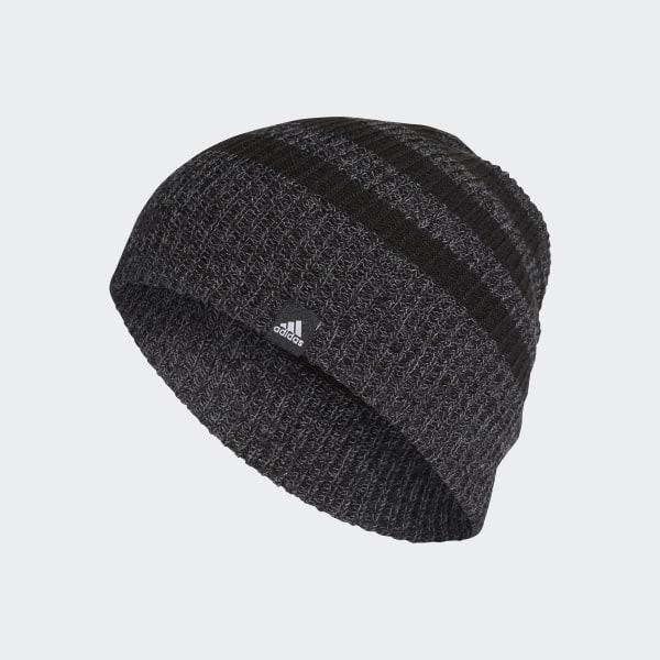 Gorro 3 franjas BLACK BLACK WHITE BR9927 b43716890b89d