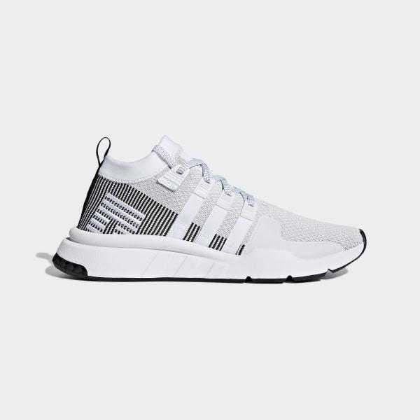 adidas Originals EQT Support Mid ADV Primeknit Shoes Ftwr WhiteFtwr WhiteGrey One
