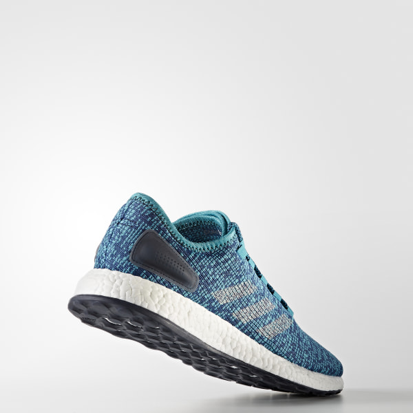 f39af0b8d6d0a Pure Boost Clima Shoes Energy Blue   Linen   Core Blue BA9056